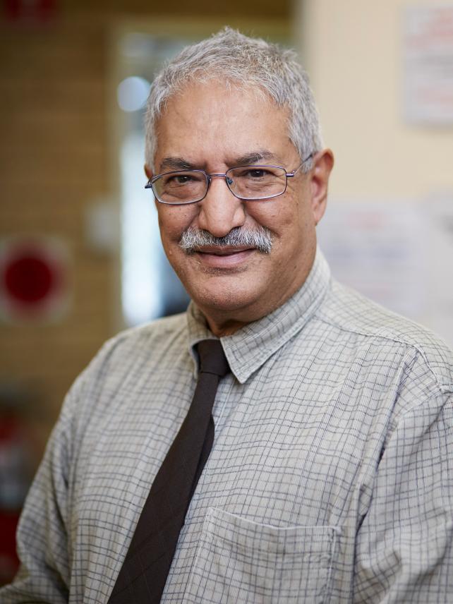 DR OSCAR D'SOUZA (MB BS FRCS)